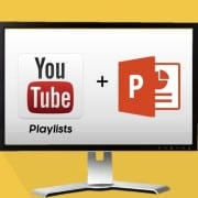"""How to Embed a YouTube Playlist in PowerPoint"""