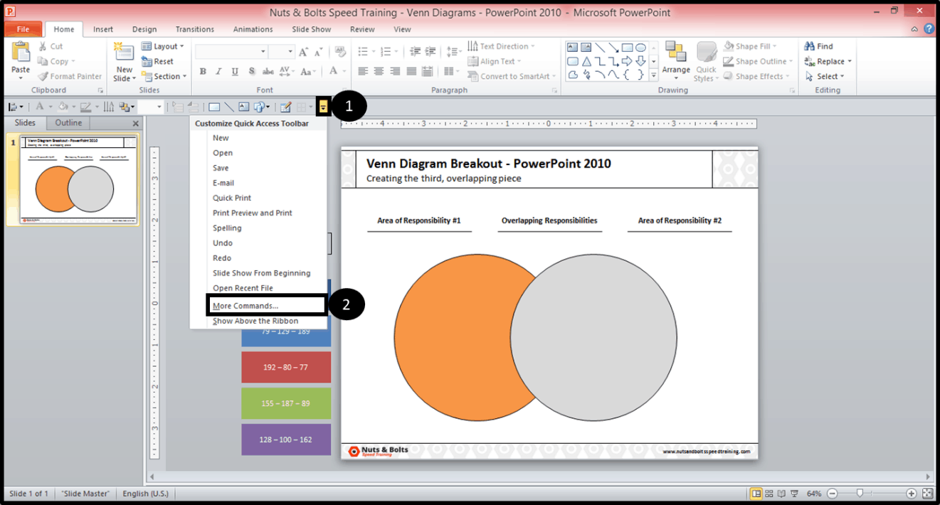 How to put venn diagram in word 2010 smartdraw diagrams how to find and create blank venn diagrams in microsoft word 2007 ccuart