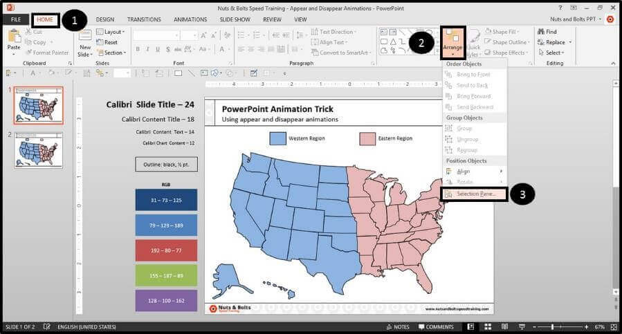 PowerPoint-Trigger-Objects-Step-6A-Open-the-Selections-Pane-7