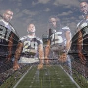 Nuts & Bolts - PowerPoint Picture Transparency - Seahawks Legion of Boom