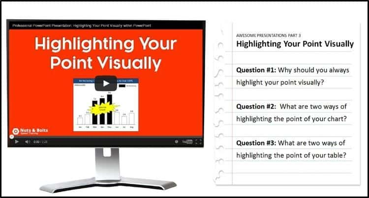 """Embed YouTube PowerPoint 2007 - Easy Method - Step #5B - Full Screen YouTube Video"""