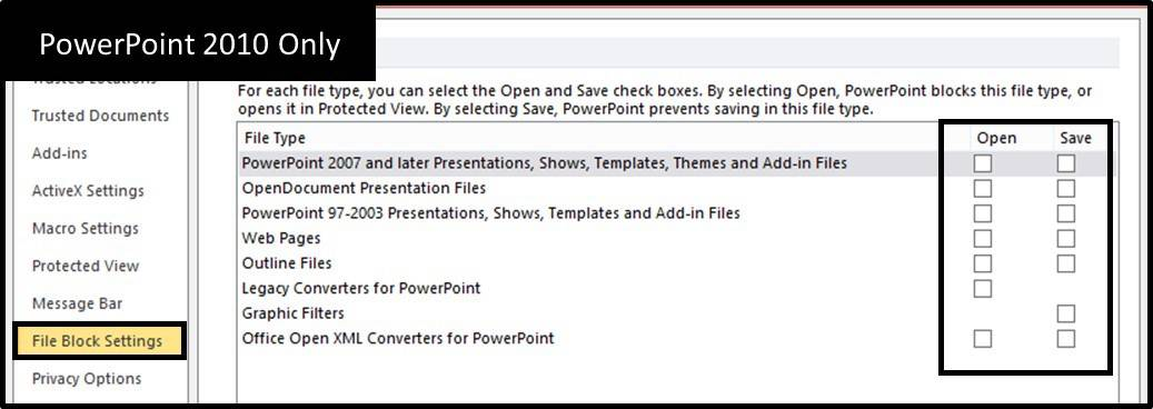 Must have powerpoint add in the hammer tool hammer tool installation part 1 step 3b macro adjustment ppt 2010 toneelgroepblik Images