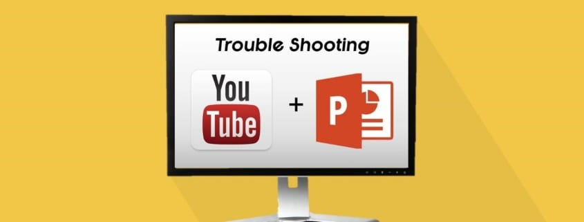 """How to Trouble Shoot Issues with YouTube Videos in PowerPoint"""