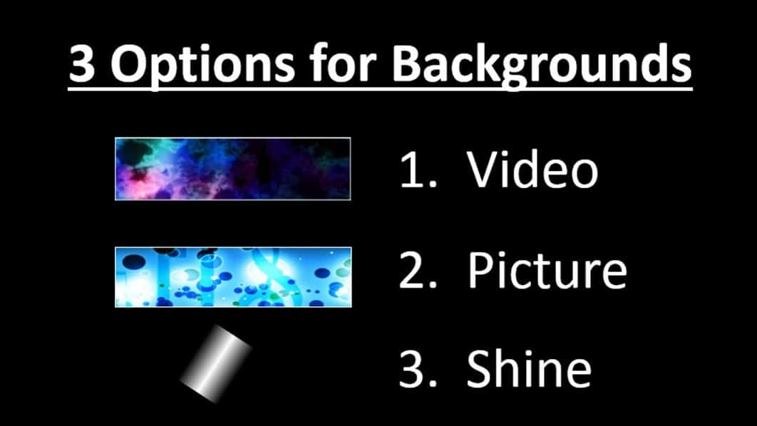 """PowerPoint Motion Text Effect Part 2 Options to Work With"""