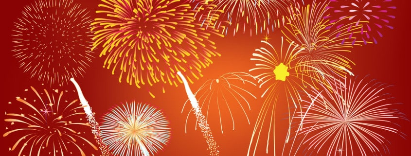"""Advanced PowerPoint Animations - Creating Fireworks"""