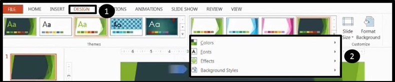 PowerPoint 2013 Upgrade #9 - New Theme Options