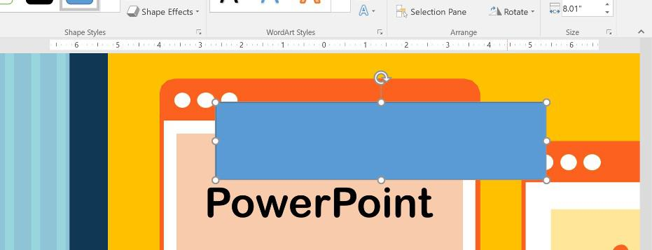 PowerPoint Morph Example Step 2.4