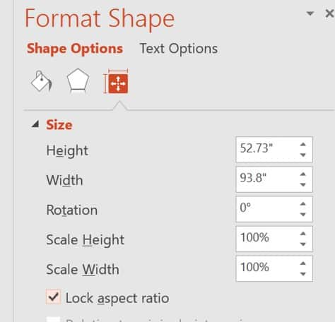 PowerPoint Morph Example Step 2.8