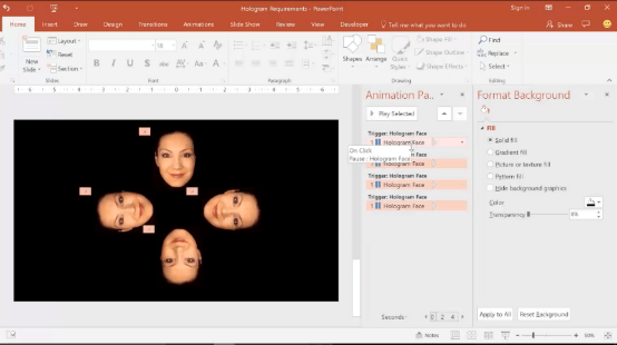 powerpoint-hologram-15-sync-the-videos