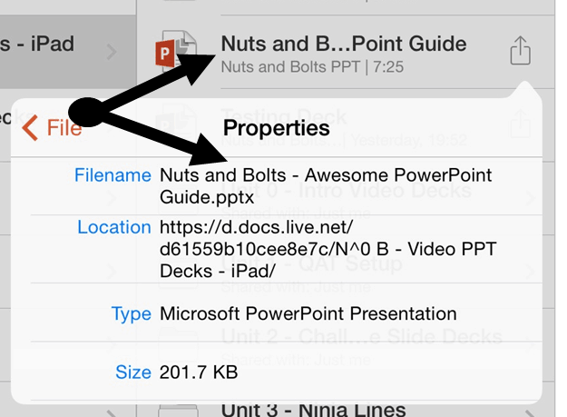PowerPoint for iPad: A Visual Guide