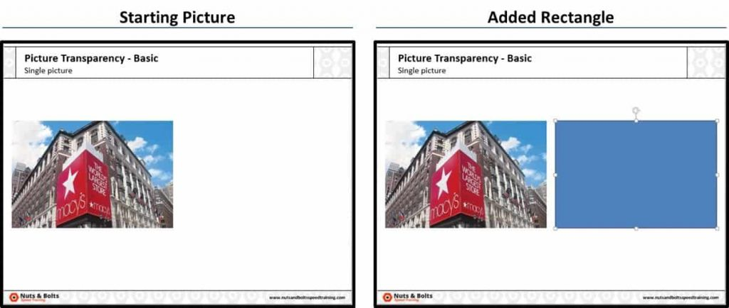 PowerPoint-Picture-Transparency-Single-Step-1-Insert-a-Rectangle