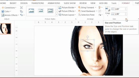 PowerPoint-Zoom-Step-1.10-open-up-the-size-and-position-options