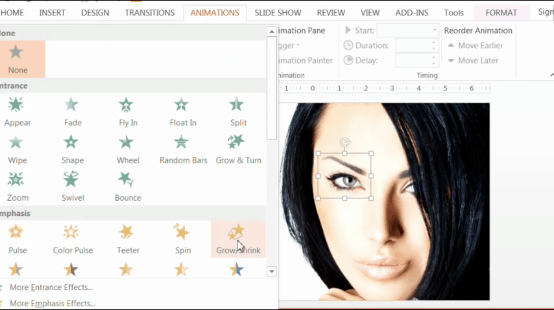 PowerPoint-Zoom-Step-1.7-add-an-animation