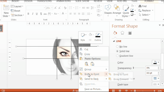 PowerPoint-Zoom-Step-2.5-bring-to-the-front