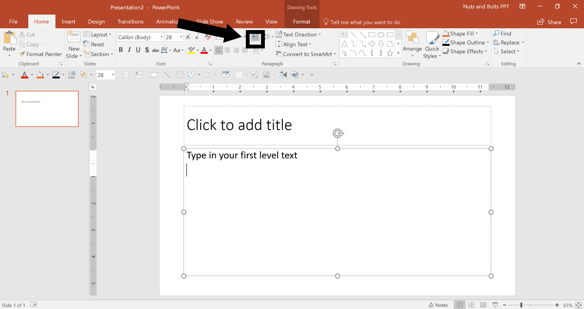 Tips tricks and work arounds for powerpoint templates nuts that toneelgroepblik Choice Image