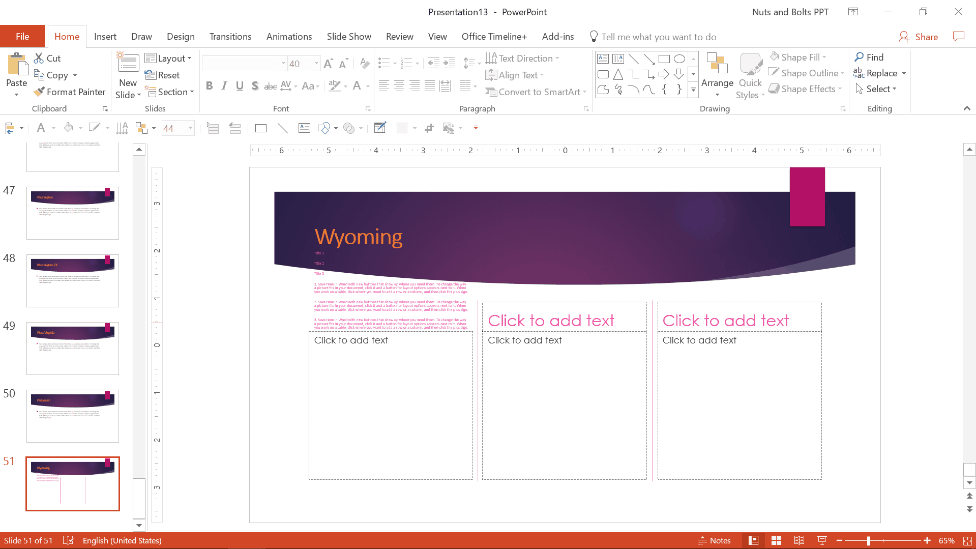 Convert Word To Powerpoint 5 Common Mistakes To Avoid Nuts