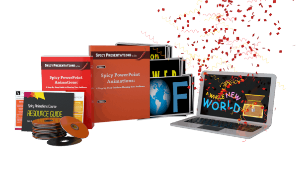 Spicy PowerPoint Animations Course