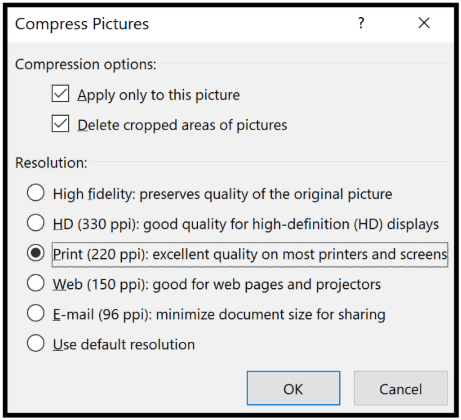 How To Compress Images In PowerPoint Reducing File Size Nuts