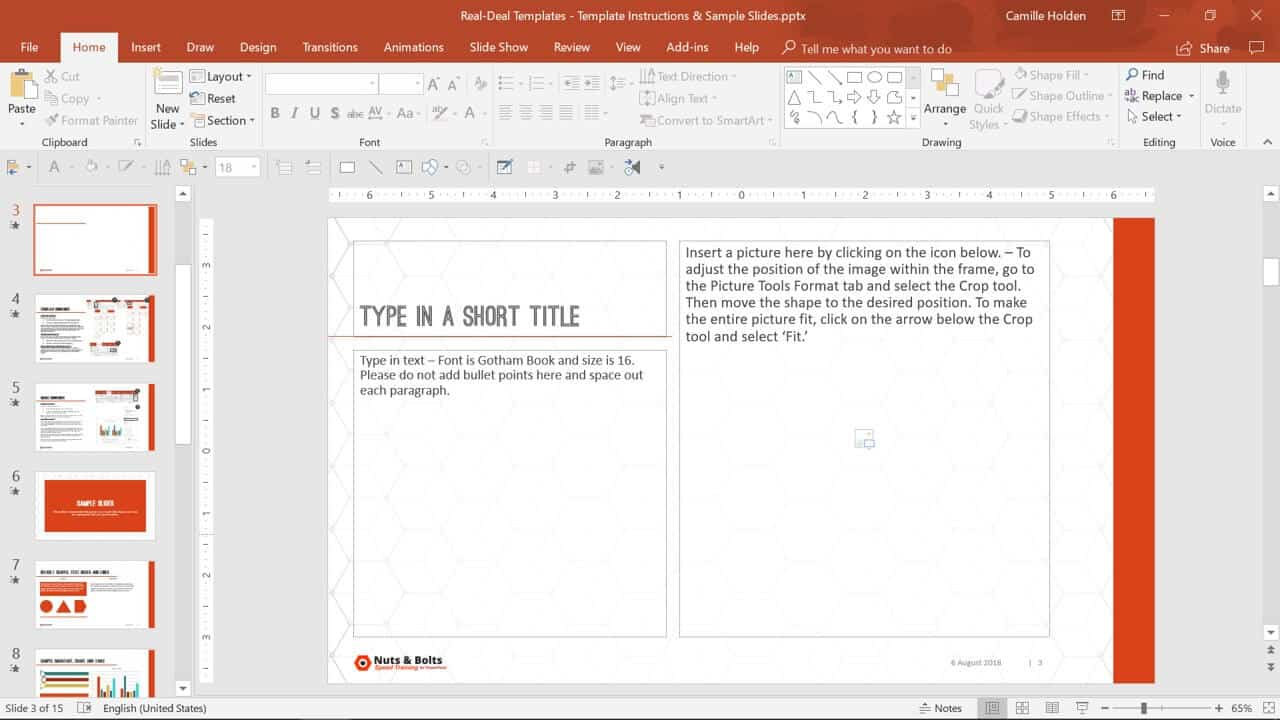 10 powerpoint template tips plus common mistakes to avoid nuts