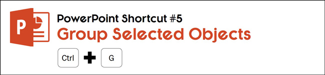 Select multiple objects and hit control plus G to group the objects together