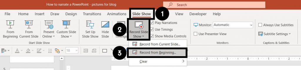 How-to-narrate-PowerPoint-9