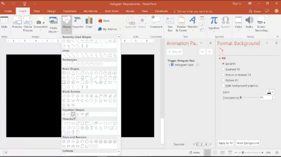 PowerPoint-Hologram-9-add-multiple-sign